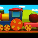 Bob The Train | Vegetables Train