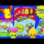 SHOPKINS COLLECTION of Micro Lite Blind Bags + Surprise Baskets & Toys by DisneyCarToys