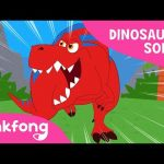 Tyrannosaurus-Rex | DInosaur Song | Pinkfong Songs for Children