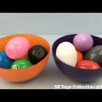 10 Surprise Eggs Peppa Pig Angry Birds Maya the Bee Teenage Mutant Ninja Turtles TMNT and Mario Toys