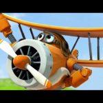 Супер Крылья: Джетт и его друзья – 10 серия   Мультик про самолеты и вертолеты на русском