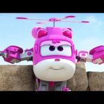 Супер Крылья: Джетт и его друзья – 12 серия   Мультик про самолеты Super Wings на русском