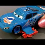 2013 Cars 2 Lightning Storm McQueen NEW Diecast Mattel Edition Disney Pixar Relâmpago toys