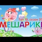 Смешарики 2D – Топ 10 лучших серий 2006 года (сборник мультфильмов)