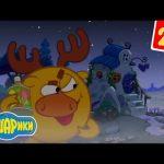 Мультфильм Смешарики – Смешарики 2D – Невоспитанный клон (3 сезон)