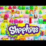 30 Shopkins Season 1 2nd Full Case Unboxing 60 Shopkins Blind Bags 7 Ultra Rares