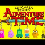 Adventure Time Kidrobot Keychain Series