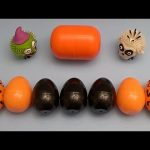 Angry Birds Kinder Surprise Egg Learn-A-Word! Spelling Halloween Words! Lesson 6