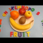 BABY BIG MOUTH SURPRISE EGG LEARN TO SPELL- FRUIT!