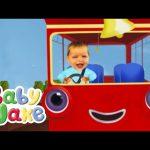 Baby Jake – Fun Driving The Bus