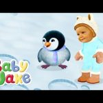 Baby Jake Makes – Footprints In The Snow