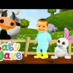 Baby Jake Plays – In Muddy Puddle