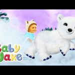 Baby Jake – Plays With Polar Bear