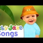 Baby Jake & Sydney The Monkey Sing A Song