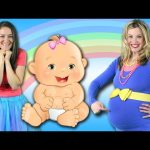 Baby Song – Mommy's Got a Baby in Her Belly – Children's Song for brothers & sisters!