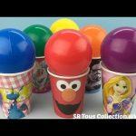Balls Surprise Cups Disney Frozen Marvel Avengers Paw Patrol Shopkins My Little Pony Surprise Eggs