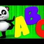 Bao Panda | ABC Song | Learn Alphabets | Songs For Kids And Childrens
