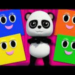 Bao Panda | Colors Song | Learn Colors For Kids | Nursery Rhymes For Childrens