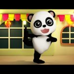Bao Panda | If You're Happy and You Know It | Nursery Rhymes For Kids  | Songs For Childrens