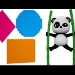 Bao Panda   Learn Shapes   Shapes Songs For Kids And Childrens   Nursery Rhymes For Baby