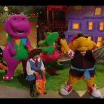 Barney Custom Promo #7: It's Halloween Night, Tonight