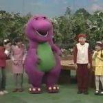 Barney – First Day of School (Korean) (Part 1)