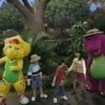 Barney & Friends: An Adventure in Make Believe (Season 2, Episode 15)