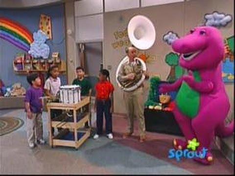 Barney & Friends: Barney's Band (Season 5, Episode 6) - Kids