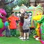Barney & Friends: Tick Tock Clocks! (Season 4, Episode 5)