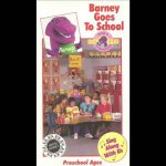Barney Goes to School (Audio Cassette) Part 1/2