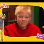 Barney's Colorful World Interview – Mike