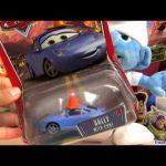 Carros 2 Sally with cone diecast Disney Pixar Cars Dublado em Portugues Brazil Portuguese