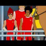 Classic Supa Strikas – Cool Joe Loses his Groove – Webisode 11