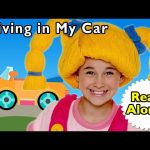 D Is for Driving | Driving in My Car #Readalong | Mother Goose Club Songs for Children