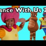 Dance With Us 2   Nursery Rhymes from Mother Goose Club!