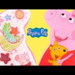 Designing Peppa Pig Color n' Create Inkoos Plush Pillow w/ Washable Markers by DCTC