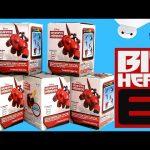 Disney Big Hero 6 Surprise Boxes of Baymax – Filme Grandes Héroes Easter Huevos Sorpresa