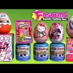 Disney FROZEN FASHEMS Surprise Capsule BFFs MyLittlePony SHOPKINS Play-Doh Peppa Barbie Surprise