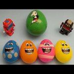 Disney Frozen Surprise Egg Learn-A-Word! Spelling Farm Animals! Lesson 6
