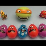 Disney Inside Out Surprise Egg Learn-A-Word! Spelling Food! Lesson 1