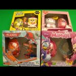 Disney Planes Minnie Mouse Hello Kitty SpongeBob SquarePants Surprise Egg and Toy Opening!