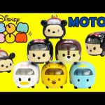 Disney Tsum Tsum Motors with Mickey Mouse, Minnie, and More