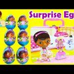Doc McStuffins Lunch Box Surprises with Chocolate Surprise Eggs