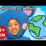 E Is for Earth Day! | Earth is Our Home and More | Baby Songs from Mother Goose Club!