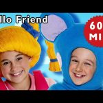 F Is for Friend | Hello Friend and More | Baby Songs from Mother Goose Club!