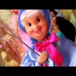 Fairy Godmother doll Princess Cinderella Disney boneca Fada Madrinha