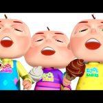 Five Little Babies Sneezing | Baby Songs  | Zool Babies Nursery Rhymes Collection