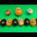 Flintstones Surprise Egg Learn-A-Word! Spelling Halloween Words! Lesson 2