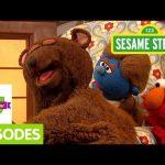 Furchester Hotel: Elmo Helps a Hibernating Bear (Full Episode)