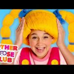 Head, Shoulders, Knees and Toes – Mother Goose Club Songs for Children